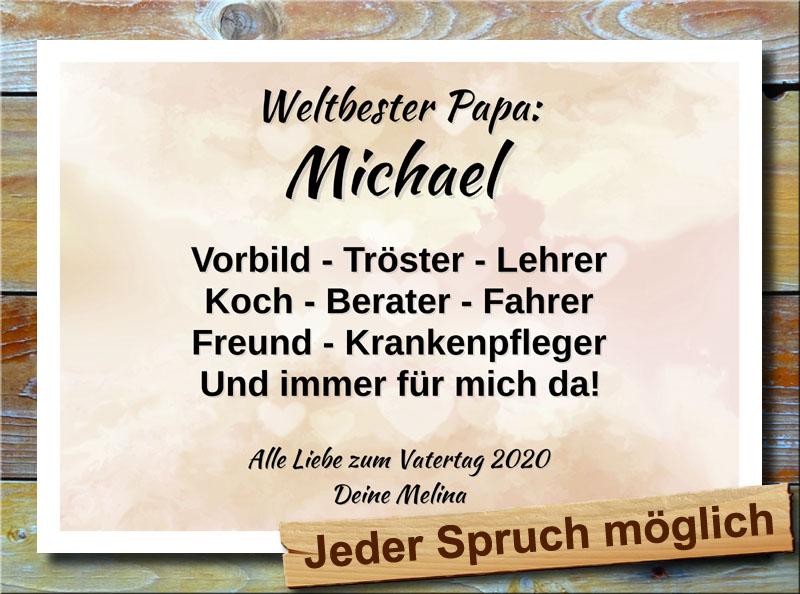 Multivorlagede Vatertag Geschenk An Christi Himmelfahrt