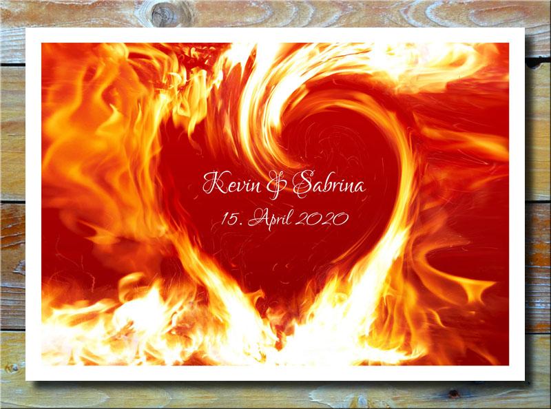 Wilde Liebesflammen